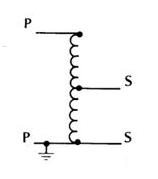 simbolo-de-un-autotransformador