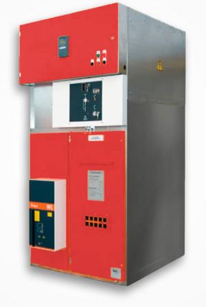 subestacion encapsulado en gas SF6
