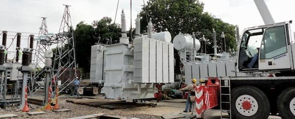 Envios de transformadores electricos a provincia