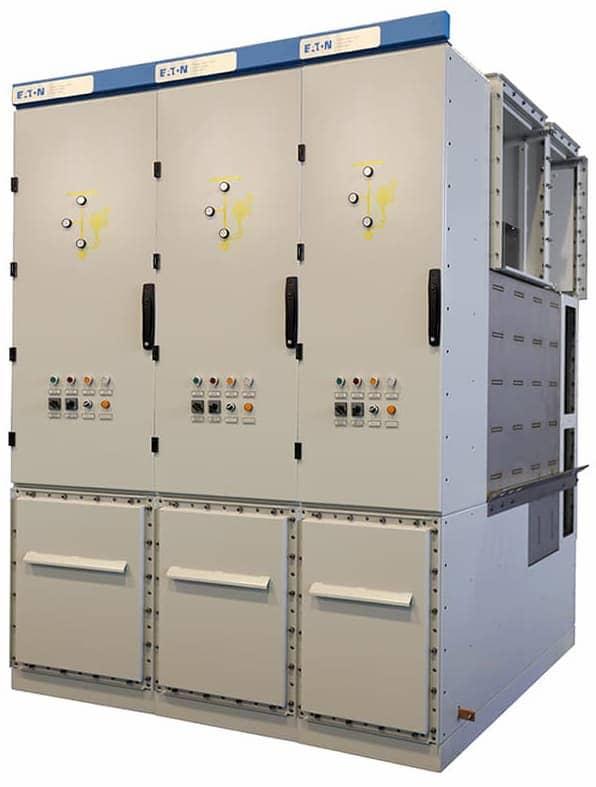 celdas de proteccion de una subestacion electrica