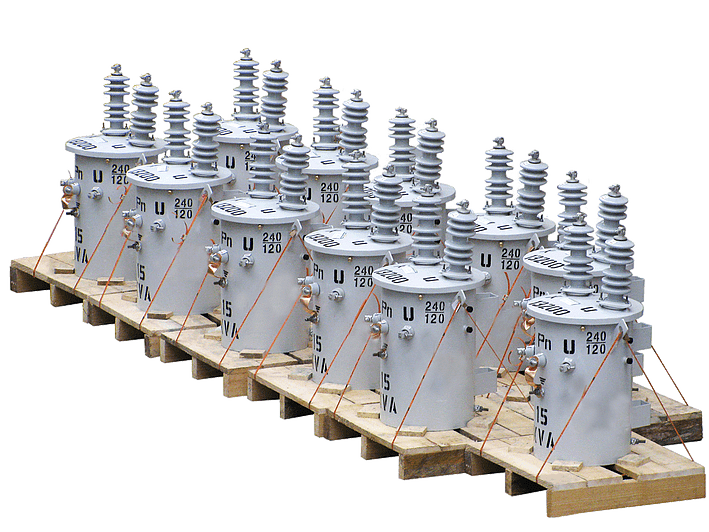 transformador electrico monofasico