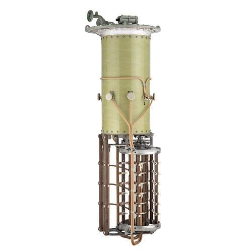 cambiador de tomas de un transformador electrico