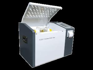 Espinterometro para pruebas en transformadores