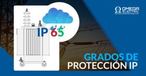 Grados de proteccion Ip en transformadores